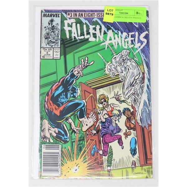 MARVEL COMICS FALLEN ANGELS #3
