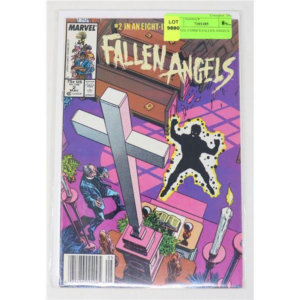 MARVEL COMICS FALLEN ANGELS #2