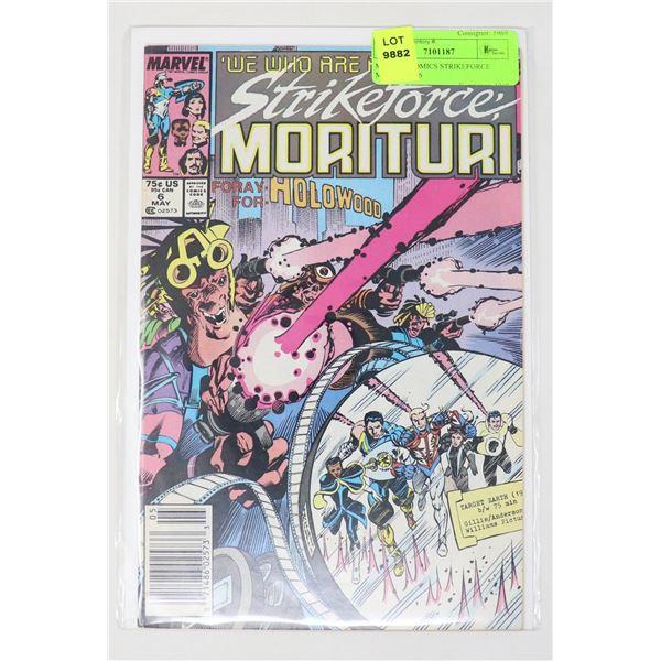 MARVEL COMICS STRIKEFORCE MORITURI #6