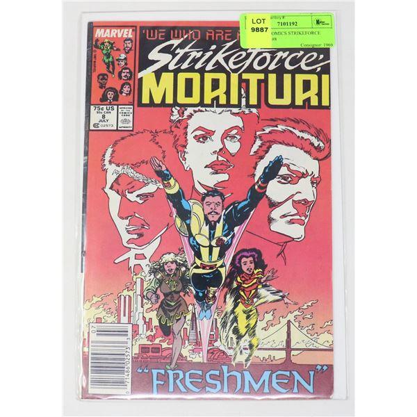 MARVEL COMICS STRIKEFORCE MORITURI #8