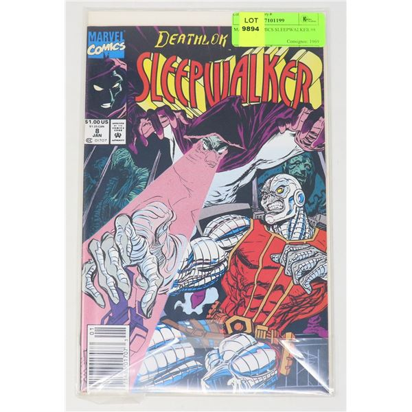 MARVEL COMICS SLEEPWALKER #8
