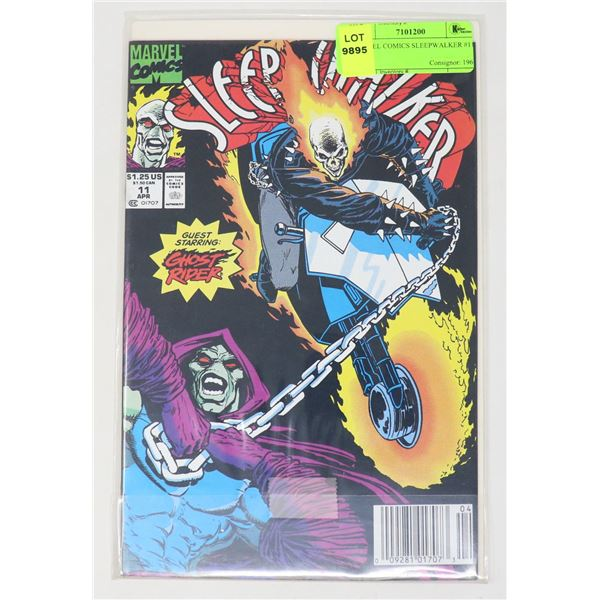 MARVEL COMICS SLEEPWALKER #11