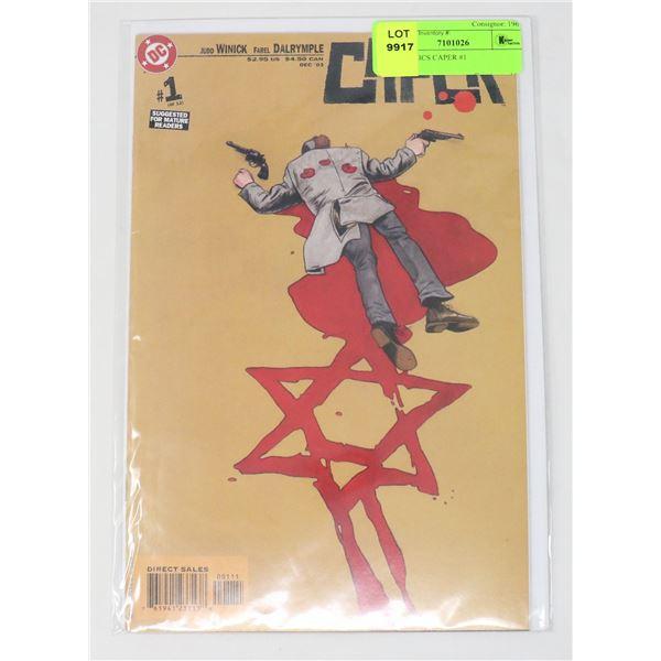 DC COMICS CAPER #1