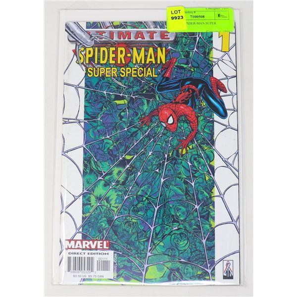MARVEL SPIDER-MAN SUPER SPECIAL #1