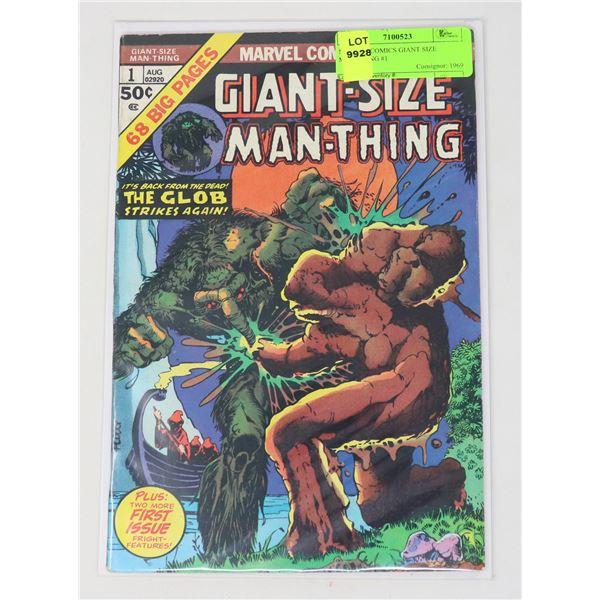 MARVEL COMICS GIANT SIZE MAN-THING #1