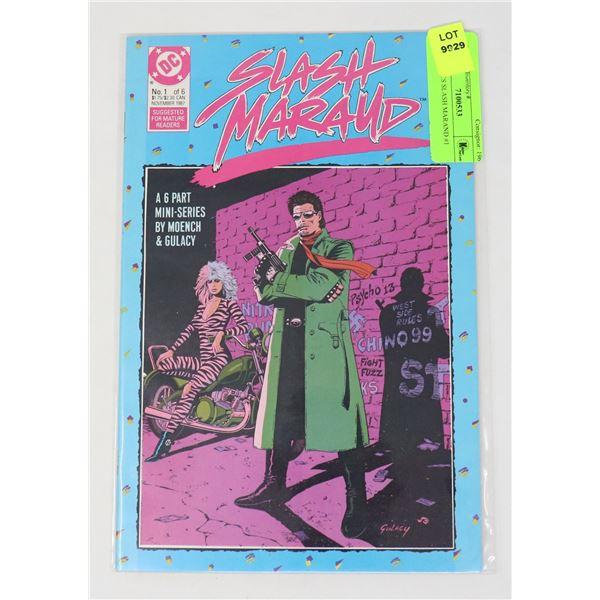 DC COMICS SLASH MARAND #1