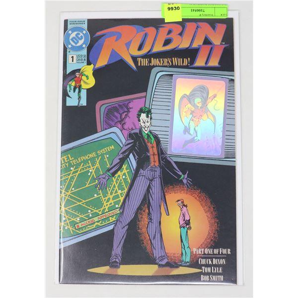 DC COMICS ROBIN II #1