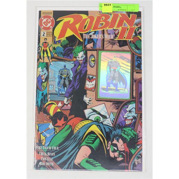 DC COMICS ROBIN II #2