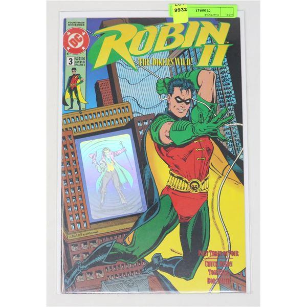 DC COMICS ROBIN II #3