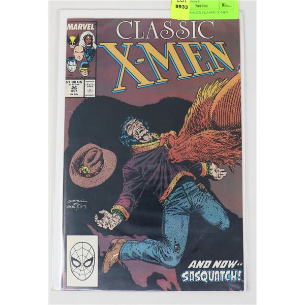 MARVEL COMICS CLASSIC X-MEN #26