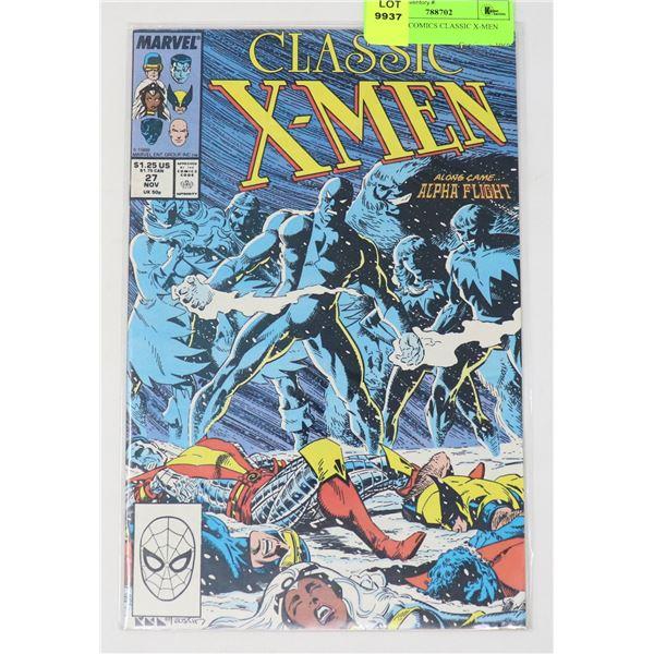 MARVEL COMICS CLASSIC X-MEN #27