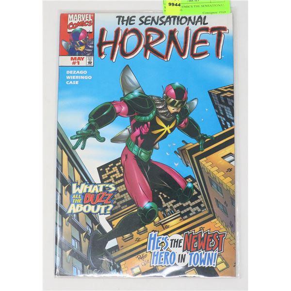 MARVEL COMICS THE SENSATIONAL HORNET #1