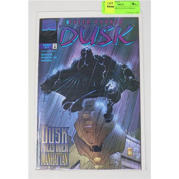 MARVEL COMICS PETER PARKER DUSK #1