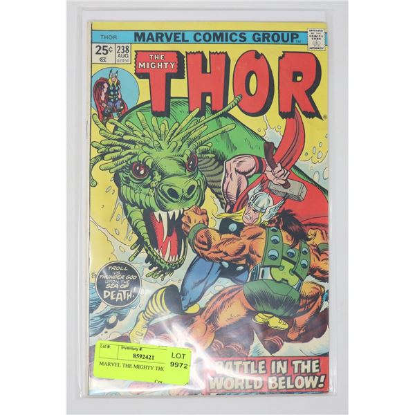MARVEL THE MIGHTY THOR # 238