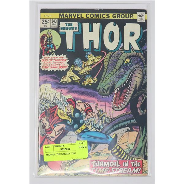 MARVEL THE MIGHTY THOR #243