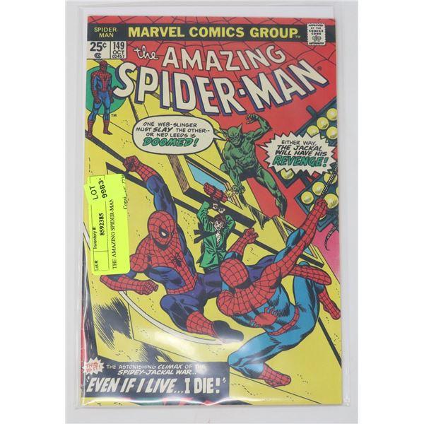THE AMAZING SPIDER-MAN #149