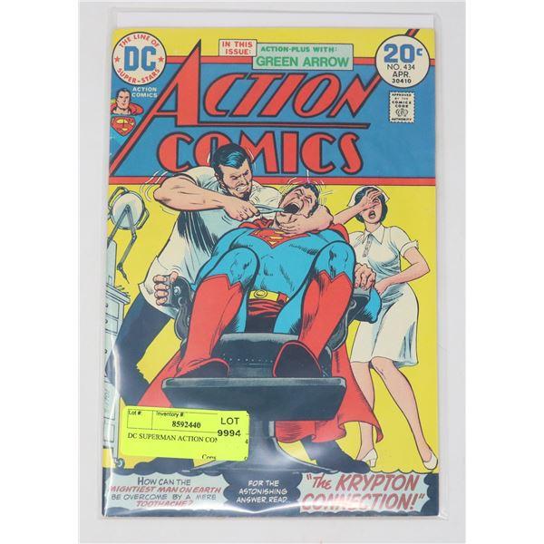 DC SUPERMAN ACTION COMICS # 434