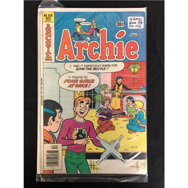ARCHIE COMICS NO. 258