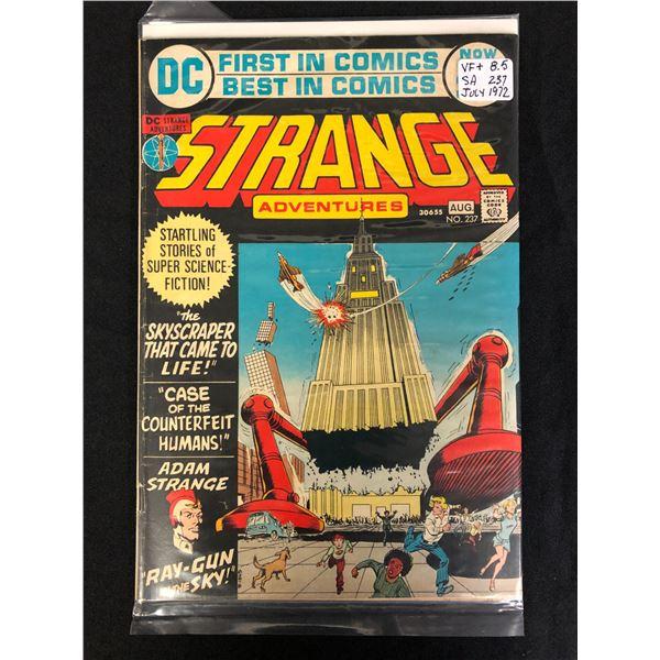 DC COMICS STRANGE ADVENTURES 237