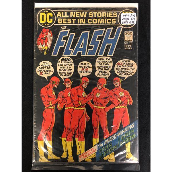 DC COMICS THE FLASH 217