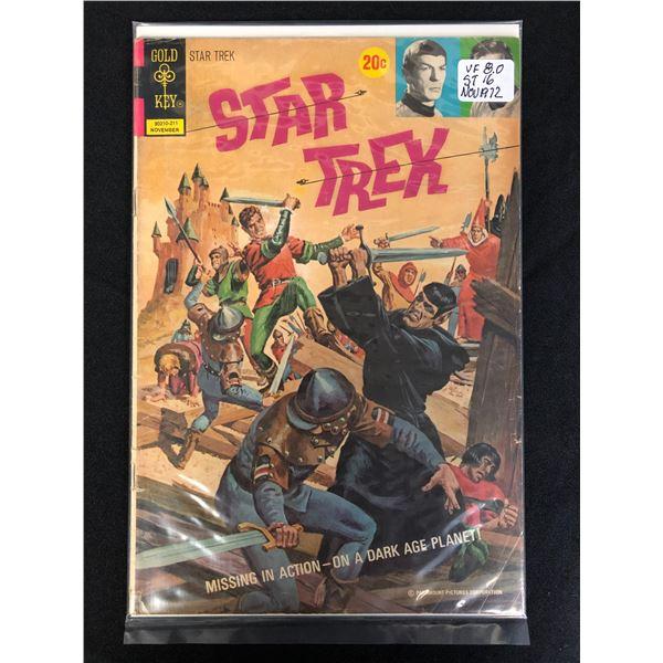DELL COMICS STAR TREK NO. 16