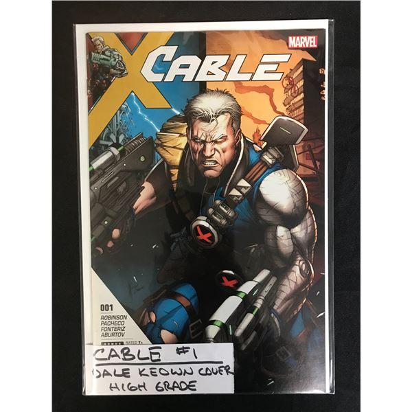 MARVEL COMICS  CABLE NO.1
