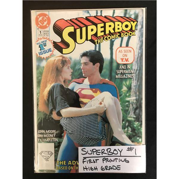 DC COMICS SUPERBOY NO. 1