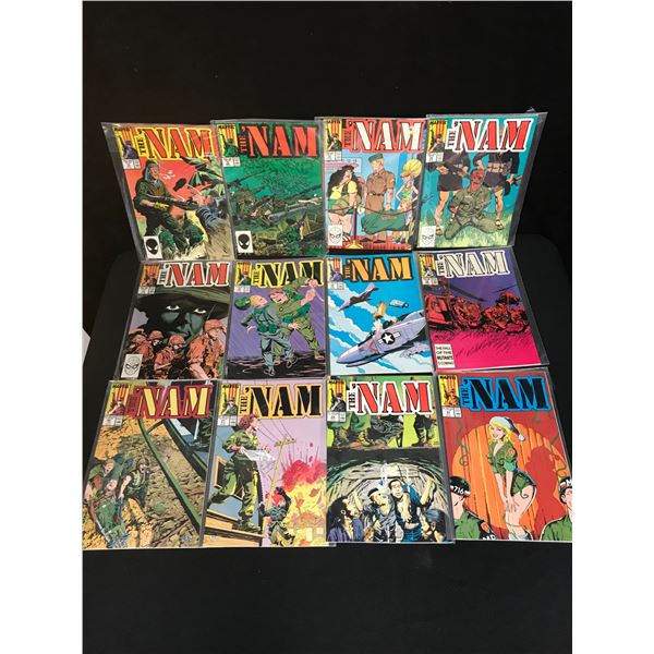 NAM COMIC BOOK LOT