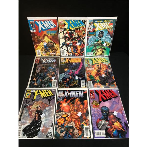 MARVEL COMICS X-MEN COMIC BOOK LOT