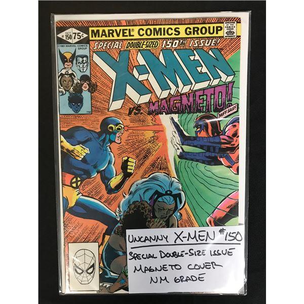 MARVEL COMICS UNCANNY X-MEN NO.150