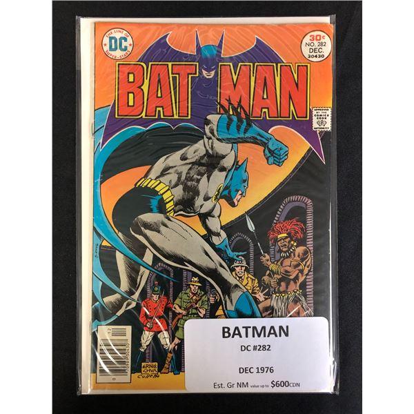 DC COMICS BATMAN NO.282