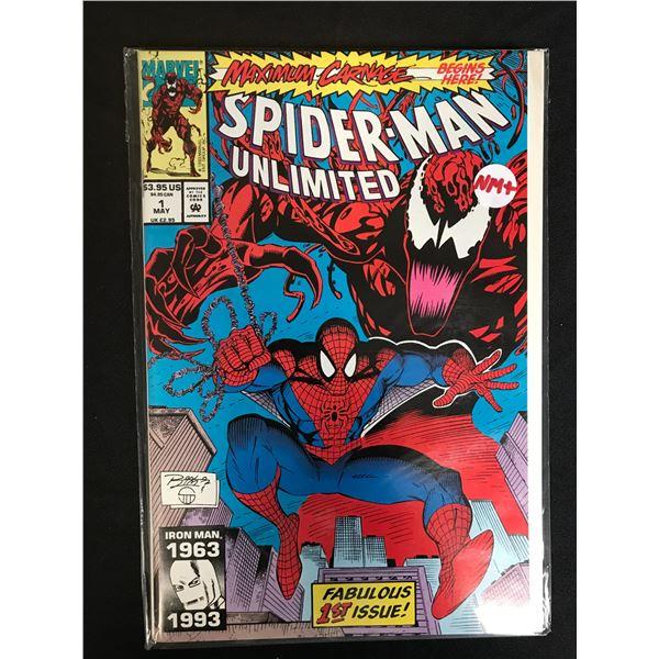 MARVEL COMICS SPIDER-MAN UNLIMITED NO.1