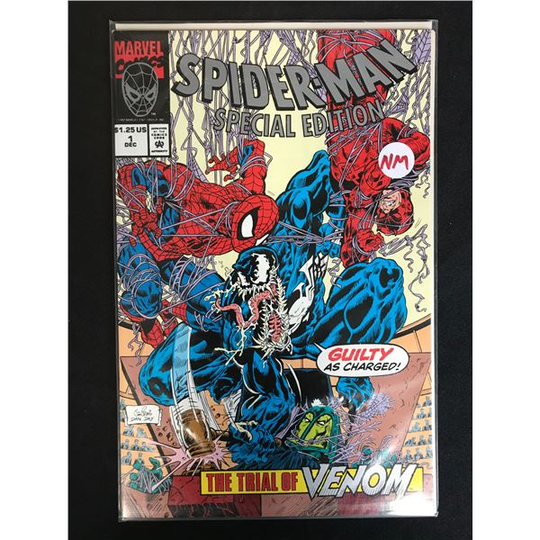 MARVEL COMICS SPIDER-MAN SPECIAL EDITION NO.1