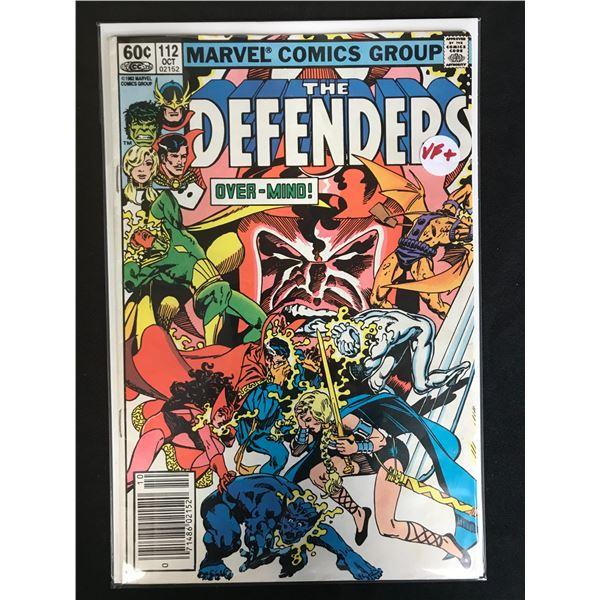MARVEL COMICS THE DEFENDERS NO. 112