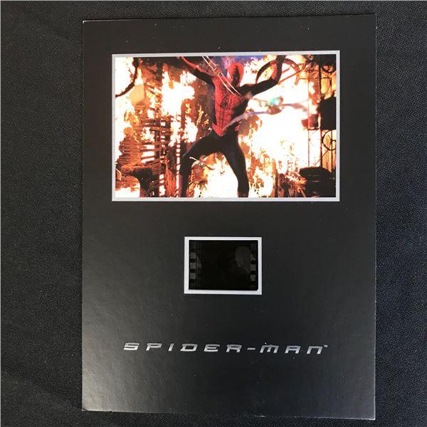 SPIDER-MAN MOVIE FILM CELL