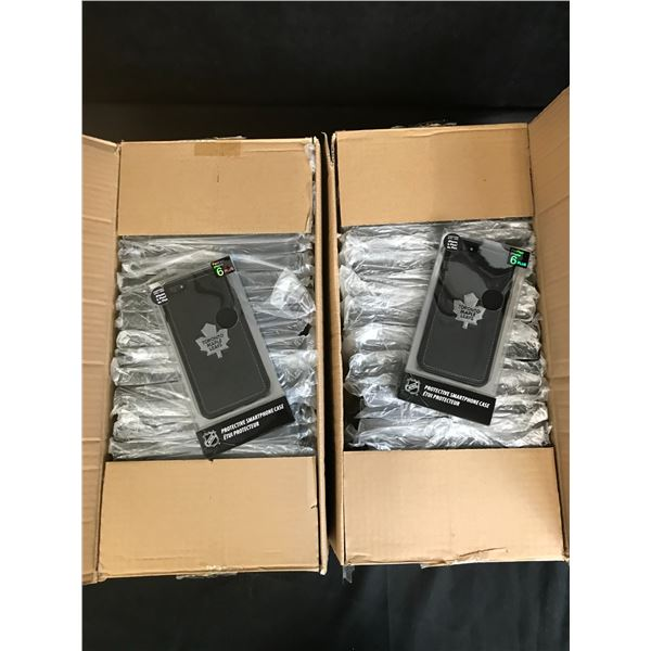 TORONTO MAPLE LEAFS CELL PHONE CASES LOT