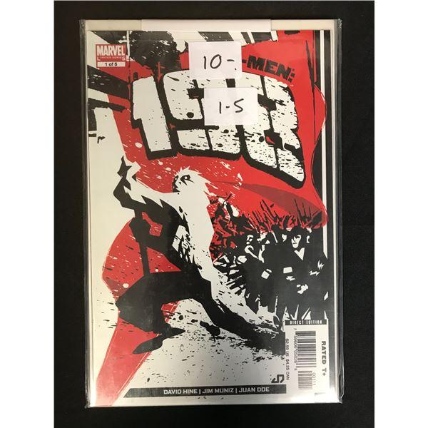 MARVEL COMICS X-MEN 198 (1-5)