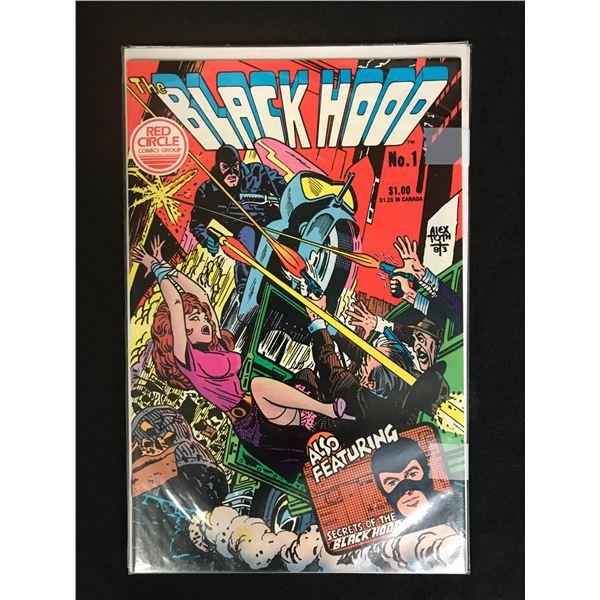 DC COMICS THE BLACK HOOD NO.1