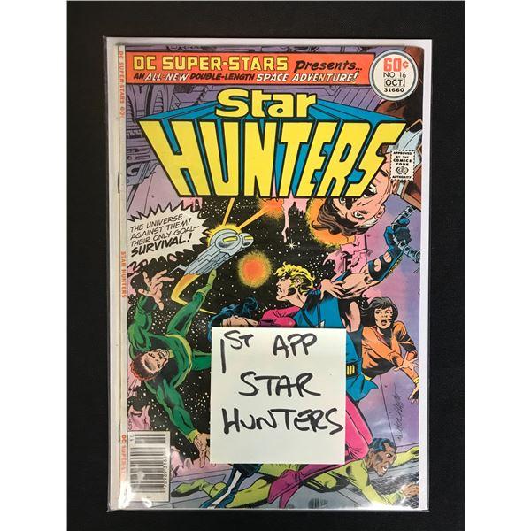 DC COMICS STAR HUNTERS NO.16 1ST. APP STAR HUNTERS