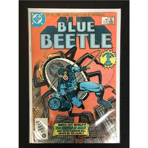 DC COMICS BLUE BEETLE NO.1
