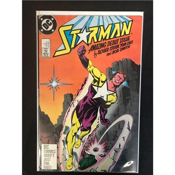 DC COMICS STAR MAN NO.1