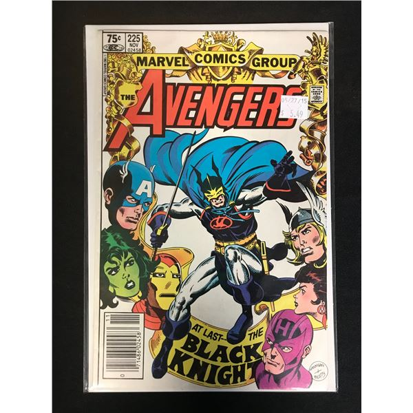 MARVEL COMICS AVENGERS NO.75