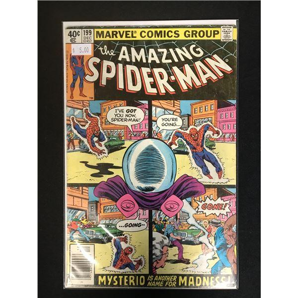 MARVEL COMICS THE AMAZING SPIDER-MAN NO. 199
