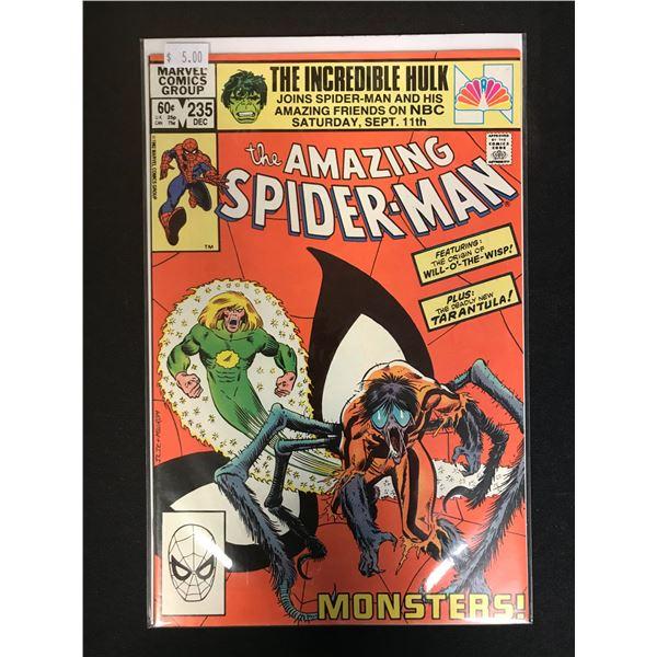 MARVEL COMICS THE AMAZING SPIDER-MAN NO.235