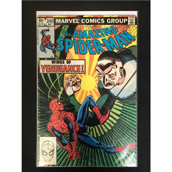 MARVEL COMICS THE AMAZING SPIDER-MAN NO. 240