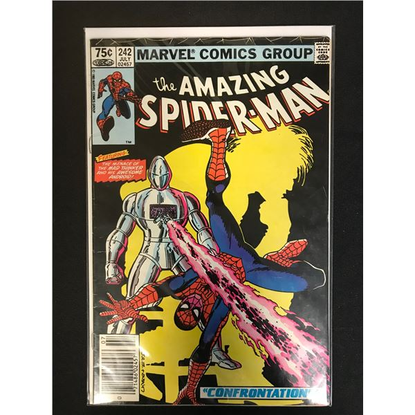 MARVEL COMICS THE AMAZING SPIDER-MAN NO. 242