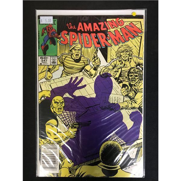 MARVEL COMICS THE AMAZING SPIDER-MAN NO. 247