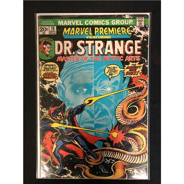 MARVEL COMICS DR. STRANGE NO.10