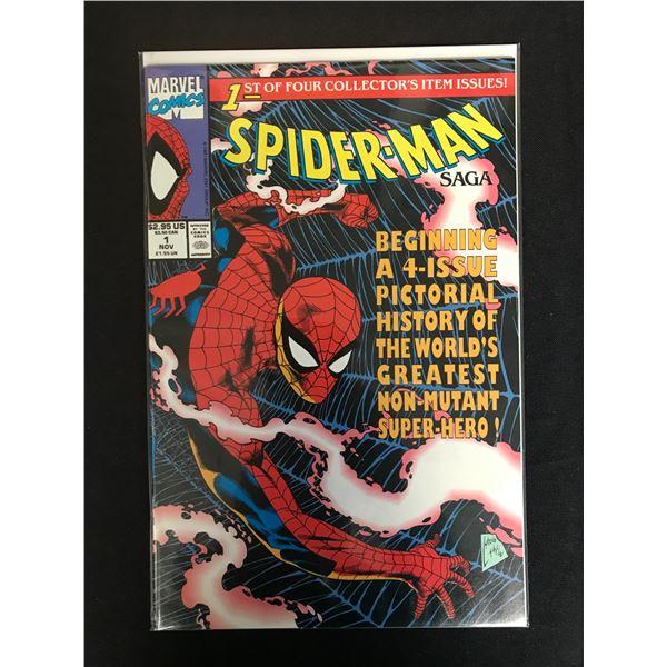 MARVEL COMICS SPIDER-MAN NO. 1