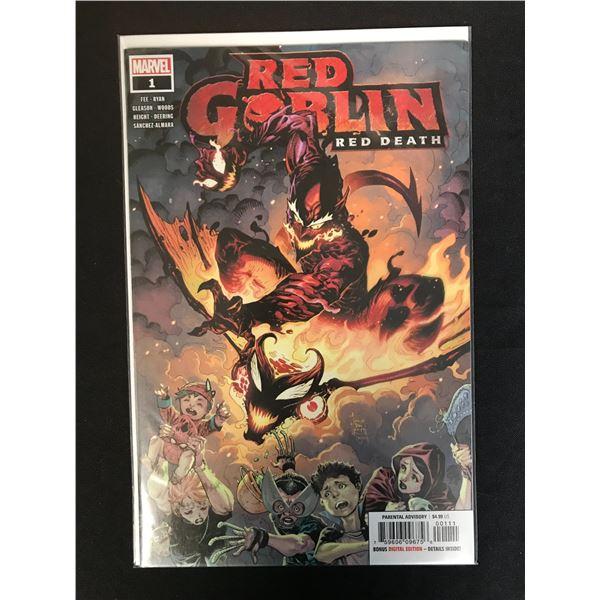 MARVEL COMICS RED GBLIN NO.1